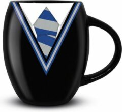 Witte HARRY POTTER - Ravenclaw Uniform - Oval Mug 425ml