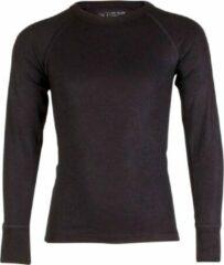 Zwarte RJ Bodywear Kids Shirt LS Thermo-mt 134