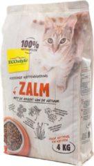 Ecostyle Vitaalcompleet - Zalm - Kattenvoer - 4 kg