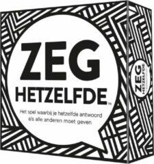 Koelkastpoezie Hygge Games Party Game Partyspel - Zeg Hetzelfde