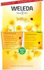 Weleda Calendula Baby Billenbalsem Voordeelset (1set)