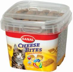 Sanal Cheese Bites kattensnoepjes 75 gr
