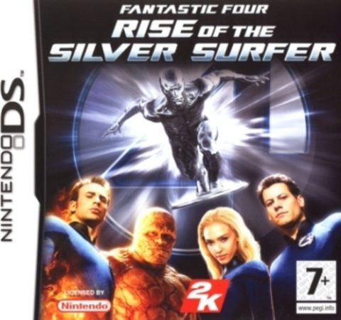 Afbeelding van Take Two Fantastic 4: Rise Of The Silver Surfer