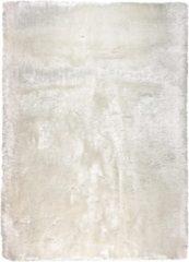 LIGNE PURE Adore – Vloerkleed – Tapijt – handgeweven – polyester – modern – hoogpolig - wit - 200 x 300 cm
