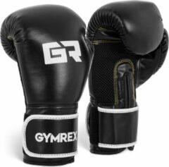 Gymrex Bokshandschoenen - 14 oz - zwart