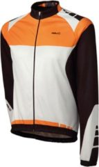 Agu Shirt LM Aguila - Sportshirt - Heren - Maat XXL - Oranje;Zwart;Wit