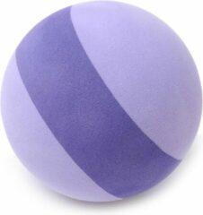 YOGISTAR Fascia massagebal - paars-violet - EVA - 9 cm - - - Yogablok