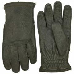 Hestra - Frode - Handschoenen maat 7, zwart/olijfgroen