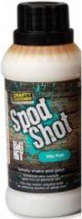 Creme witte Crafty Catcher Spod Shot - Oily Fish - 250ml