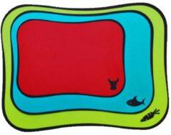Blauwe Moha Flex&Colors set van 3 snijmatten