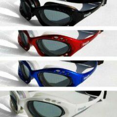 Glogglz Cudaz - Zwart - Watersportzonnebril - Geïntegreerde zwembril