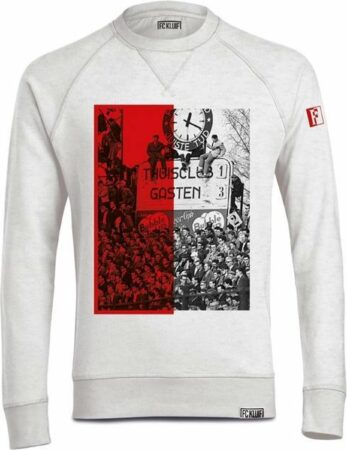 Afbeelding van Rode FC Kluif Feyenoord trui De Feijenoorder