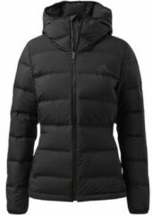 Adidas - Women's Helionic Hooded Jacket - Donsjack maat M, zwart