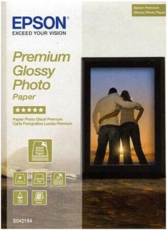 Afbeelding van Epson Premium Glossy Fotopapier 30 vel (13 x 18)
