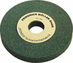 Slijpschijf SC K80 Silicium-carbide 175x25x32mm Müller