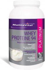 Mannavital Whey Proteine Platinum (900g)