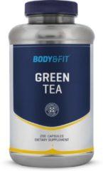 Body & Fit groen Tea Ultra Pure - 250 mg EGCG - 200 capsules
