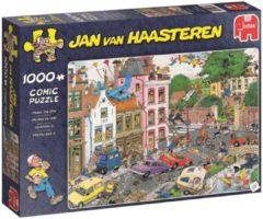 JUMBO Puzzel Jan Van Haasteren Vrijdag De 13e 1000 stukjes (6139069)