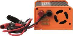 Oranje All Ride Omvormer - 24 Volt naar 230 Volt - 300 Watt