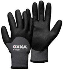 Oxxa veiligheidshandschoen X-Frost, acryl, lange uitv, met antisliplaag, maat 9
