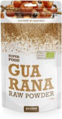 Guarana Raw Powder (100 Gram) - Purasana