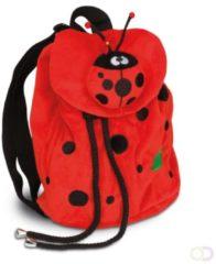 Zwarte HERMA rugzakken Backpack Funny Animals Ladybird