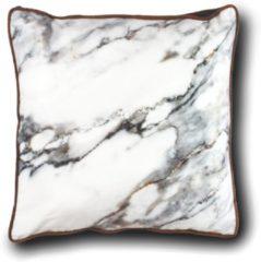 Witte Imoha Sierkussen White Marble