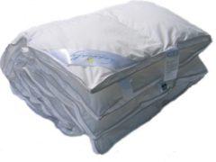Witte ISleep Heavenly Dekbed - Enkel - Kunstdons - Litsjumeaux - 240x200 cm - Wit
