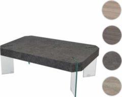 Heute-wohnen Couchtisch Kos T578, Wohnzimmertisch, 40x110x60cm, FSC-zertifiziert