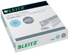 Nieten Leitz S1 Softpress verzinkt 2500 stuks