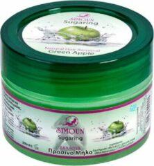 Simoun Suiker Wax groen Apple 300g - Suiker hars voor ontharen