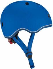 Globber Helm Evo Lights Maat 45/51 Cm Blauw