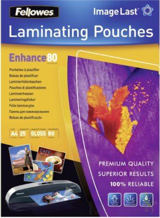 Afbeelding van Fellowes lamineerhoes Enhance80 ft A4, 160 micron (2 x 80 micron), pak van 25 stuks