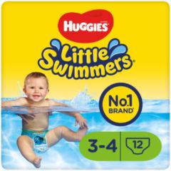 Huggies Little Swimmers maat 3-4 (7-15 kg) 12 stuks