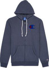 Grijze Zweet Champion Hooded Full Zip Sweatshirt