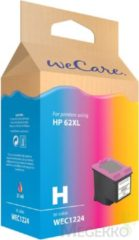 Inkcartridge Wecare HP 62XL C2P07AE kleur