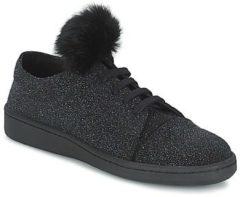 Blauwe Lage Sneakers Miista ADALYN