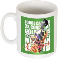 Groene Re-take Jorge Campos Mexico Legend Mok