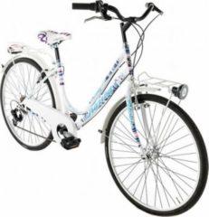 26 Zoll Damen City Fahrrad 6 Gang Alpina... pink