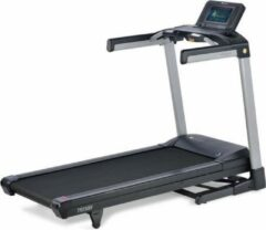 Antraciet-grijze LifeSpan Fitness TR5500iT semi-professionele loopband - inklapbaar - meer dan 50 trainingsprogramma's