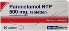 Healthypharm Paracetamol 500mg 50 tabletten