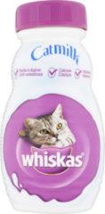 Whiskas Catmilk Melk - Kattensnack - 200 ml - Kattenvoer