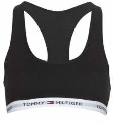 Zwarte Tommy Hilfiger 1387904878 Bralette TOP AND Body Longwear Women Black