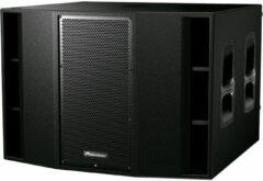 Eve Audio Pioneer Pro Audio XPRS 215S actieve 2x 15 inch subwoofer 2400 Watt