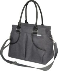 Donkergrijze Bo Jungle B-Casual Nursery Bag Dark Grey / Verzorgingstas