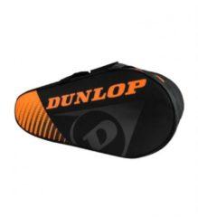 Dunlop Play Racket Bag Black/Orange