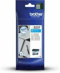 Blauwe Brother LC-3237C inktcartridge Origineel Cyaan 1 stuk(s)