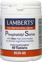Lamberts Phosphatidyl Serine 100mg 8539 Tabletten
