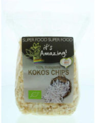 Its Amazing It's Amazing Kokoschips bio 350 Gram