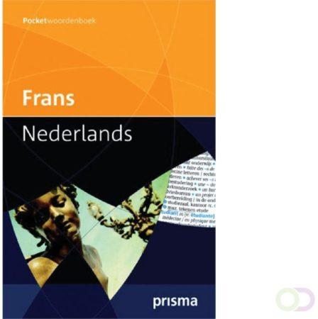 Afbeelding van Prisma pocketwoordenboek Frans-Nederlands - Boek A.M. Maas (9049100732)